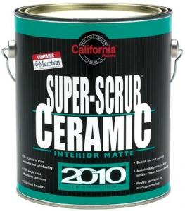 Ceramic Super Scrub Matte with Microban 553