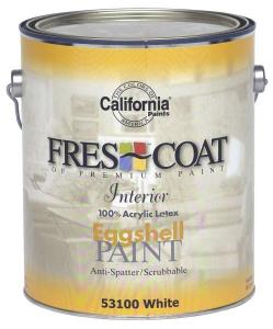 Fresh Coat Acrylic Latex Eggshell 531